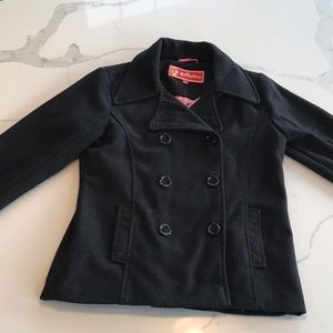 DOLLHOUSE pea coat